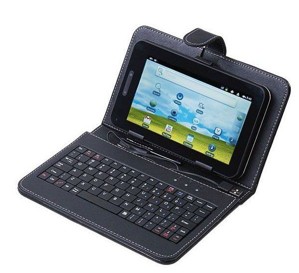 cover and keyboard for tablet